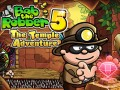 Jeux Bob The Robber 5 Temple Adventure