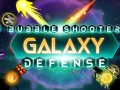 Jeux Bubble Shooter Galaxy Defense