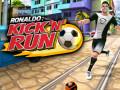 Jeux Cristiano Ronaldo Kick`n`Run