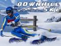Jeux Downhill Ski