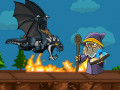 Jeux Dragon vs Mage