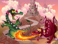 Jeux Fairy Tale Dragons Memory
