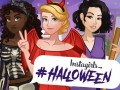 Jeux Instagirls Halloween Dress Up
