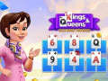 Jeux Kings and Queens Solitaire Tripeaks