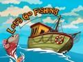 Jeux Let`s go Fishing
