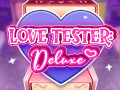 Jeux Love Tester Deluxe