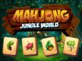 Jeux Mahjong Jungle World