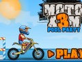 Jeux Moto X3M Pool Party