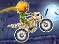 Jeux Moto X3M Spooky Land