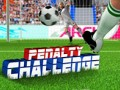 Jeux Penalty Challenge