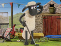 Jeux Shaun The Sheep Baahmy Golf