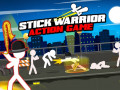 Jeux Stick Warrior Action Game