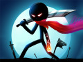 Jeux Stickman Fighter: Space War