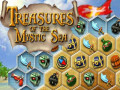 Jeux Treasures of the Mystic Sea